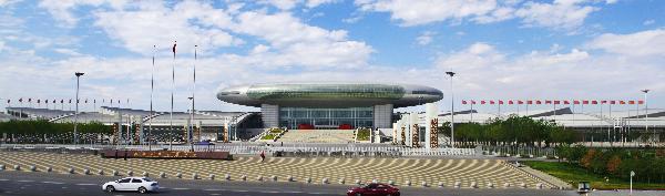正文  图片与项目无关 项目概述: 新疆国际会展中心,位于乌鲁木齐市