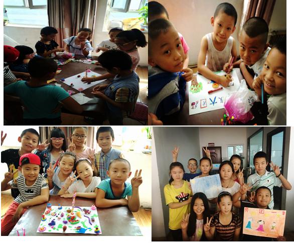 红光社区 放飞梦想 展望未来 青少年才艺大比拼图片