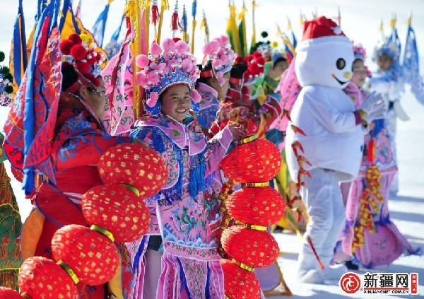 中国人 中国节